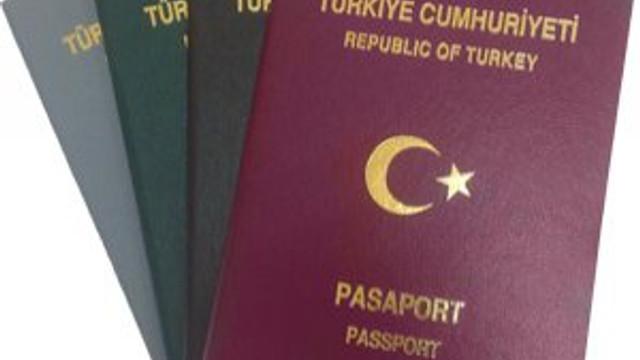 İş adamlarına yeşil pasaport