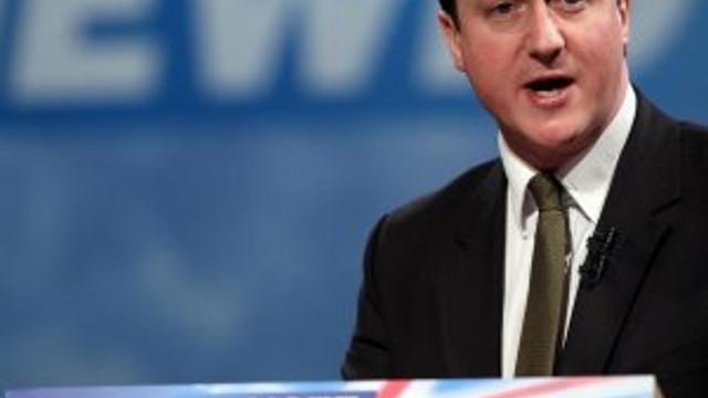 David Cameron'dan müthiş 'dönüş'