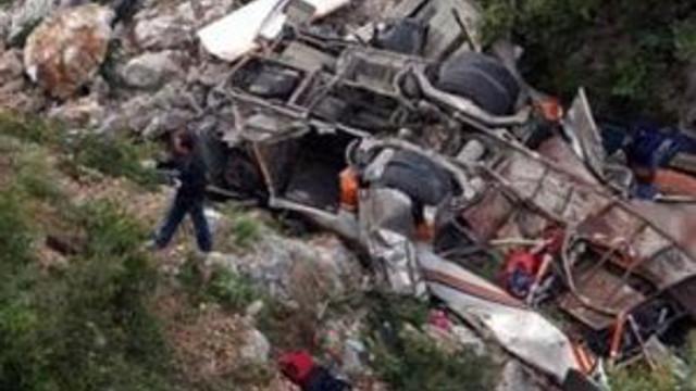 Çin'de katliam gibi kaza: 30 ölü