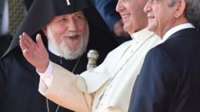 Papa neden 'soykırım' dedi ?