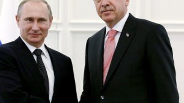Erdoğan ve Putin görüşecek !