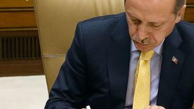 Erdoğan imzaladı, FETÖ'ye bir darbe daha