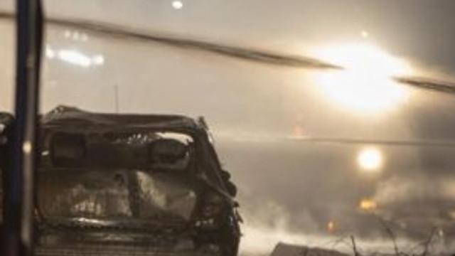 Karakola bomba yüklü araçla saldırdılar !