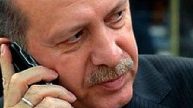 Erdoğan'ın telefonları susmadı