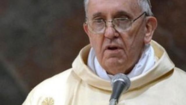 Papa Türkiye için dua istedi !