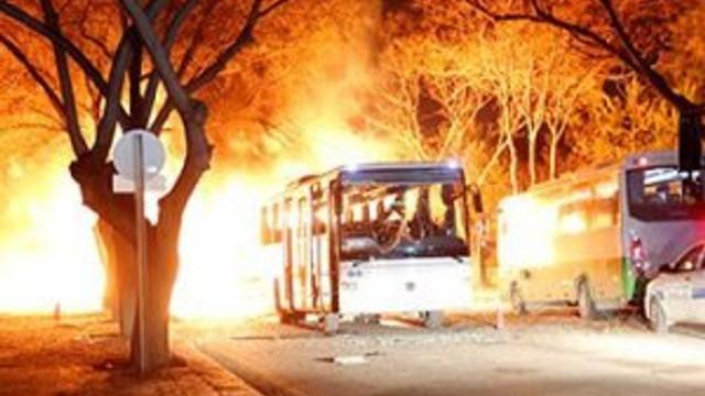 Ankara saldırısının faili PKK'lı öldürüldü