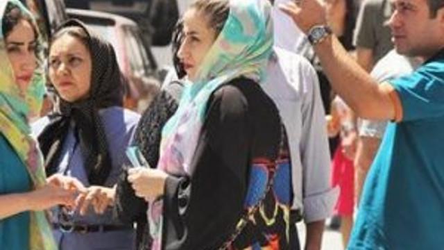 İranlı turistler yine Türkiye'yi tercih etti