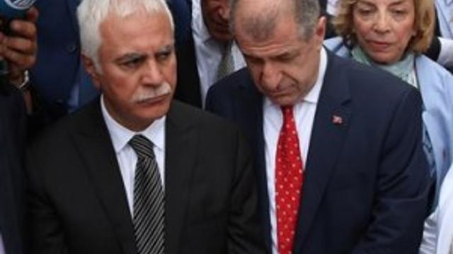 Muhaliflerden 'beşinci parti' açıklaması