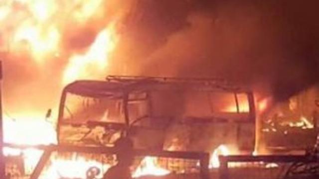 Bağdat kan gölüne döndü: 167 ölü, onlarca yaralı