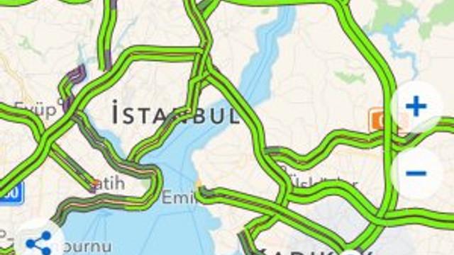 İstanbul boşaldı !