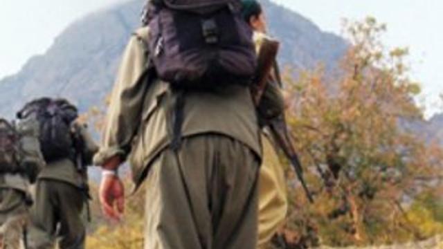 PKK'lı teröristler saldırdı !