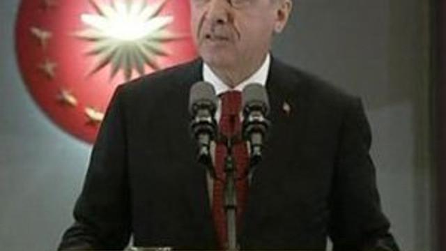 Erdoğan ve Yıldırım'dan taziye mesajı