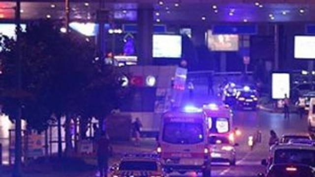 Atatürk Havalimanı'ndaki saldırı için flaş açıklama