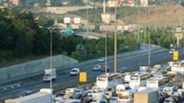 FSM'de son dakika trafik kazası !