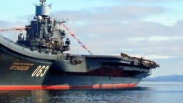 Rusya en büyük savaş gemisini Akdeniz'e indiriyor !
