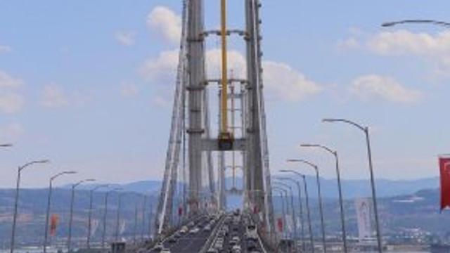Osmangazi'den 5 günde 400 bin 523 araç geçti