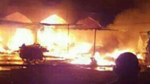 IŞİD Şii türbeyi bastı: 50 ölü