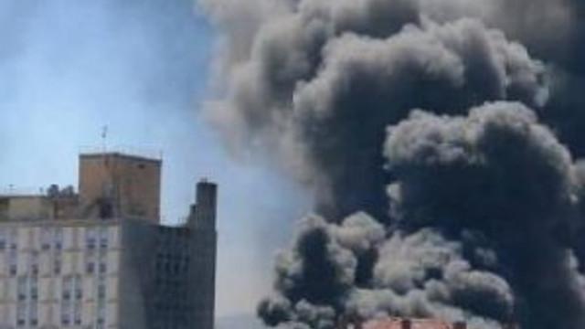 Hastanede iki şiddetli patlama !