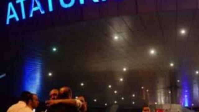 Havalimanı saldırısında flaş gözaltılar