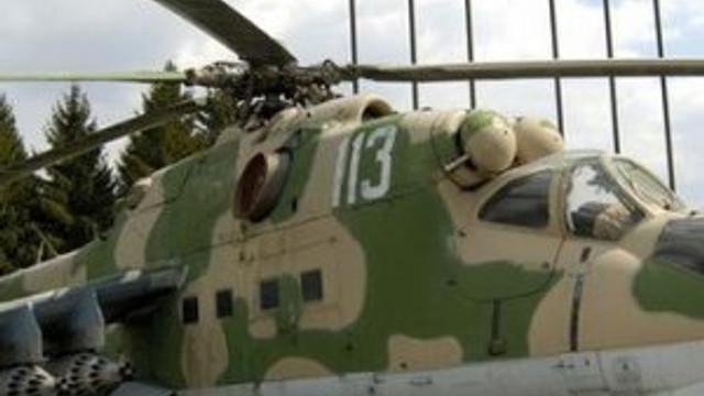 Helikopter düşürüldü, Rus pilotlar öldü !