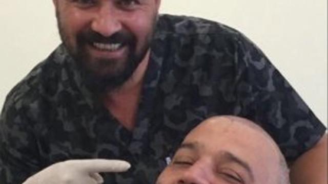 Arka Sokaklar'ın Mesut komseri saç ektirdi