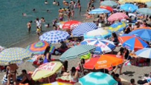 Plajda sapık alarmı