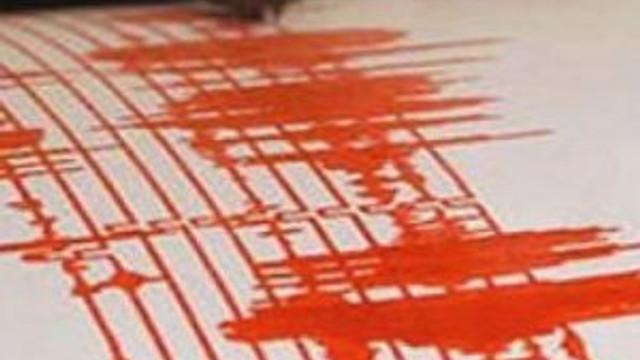 İzmir'de 3,4 büyüklüğünde deprem