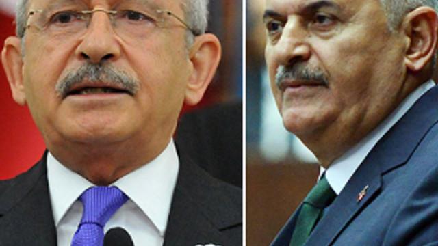 AK Parti ve CHP grup toplantısında dikkat çeken detay