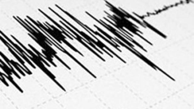 Ege Denizi'nde deprem !