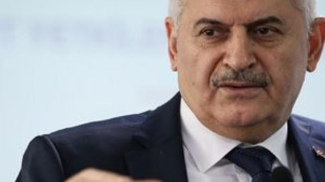 Başbakan Yıldırım'dan Suriye için net mesaj