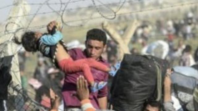 Sınırda 122 Iraklı yakalandı !