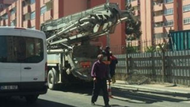 Diyarbakır diken üstünde ! Cadde kapatıldı