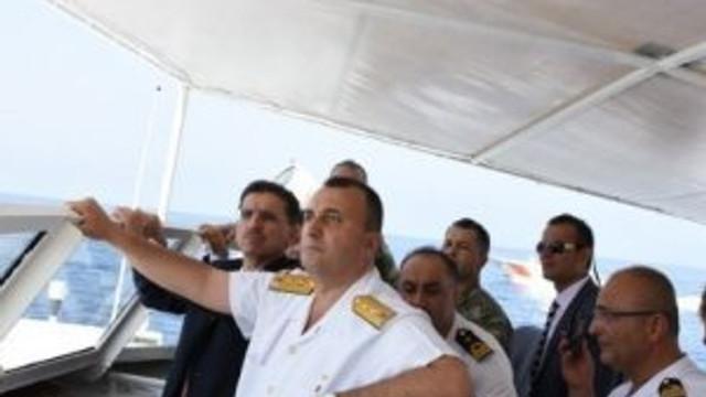 Sahil Güvenlik Komutanı Tümamiral görevden alındı