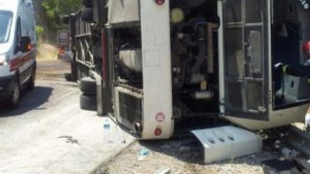 Antalya'da katliam gibi kaza: 6 ölü, 20 yaralı