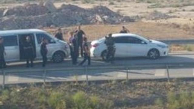 Polisten jet üssüne operasyon