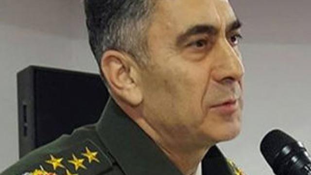 Kara Kuvvetleri Komutanı böyle rehin alınmış