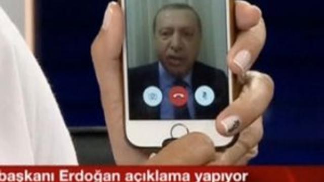 Erdoğan'ın ilk canlı yayına bağlandığı telefon için çılgın teklif