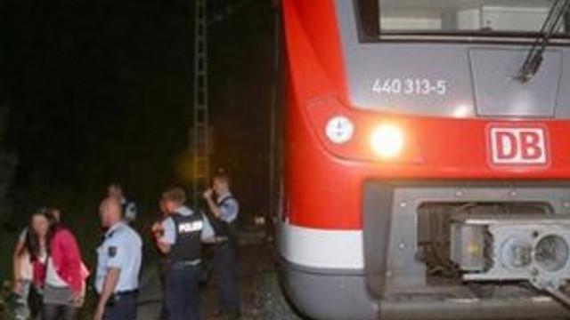 Almanya'da Baltalı Saldırgan Dehşeti