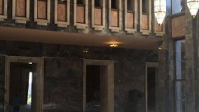 Kandil için bekletilen bomba Meclis'i bombaladı !