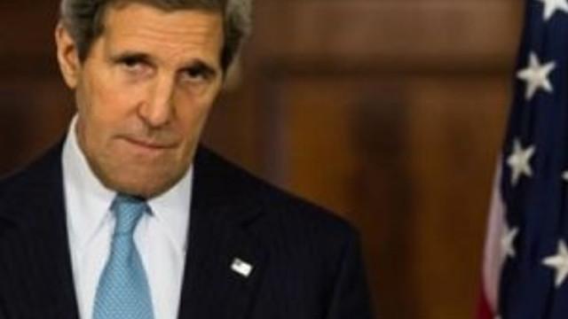 Kerry'den Gülen açıklaması geldi !