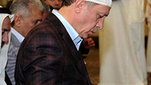 Erdoğan'dan ezan sürprizi !