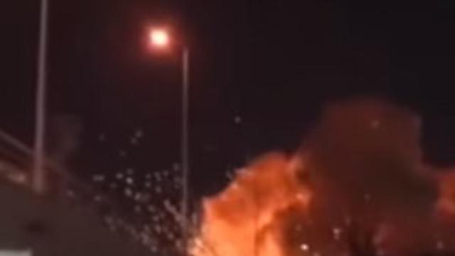 Ankara'daki F-16 saldırısı kamerada !