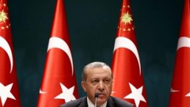 """Erdoğan: """"15 Temmuz Şehitleri Anma Günü ilan ediyoruz"""""""