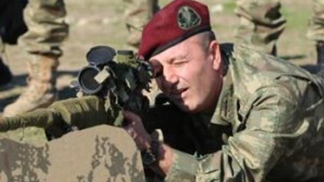 Özel Kuvvetler Komutanı: Şehadeti emrettim ''Başüstüne'' dedi