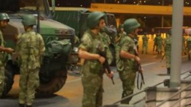 TSK açıkladı: İşte darbe girişimine katılan asker sayısı