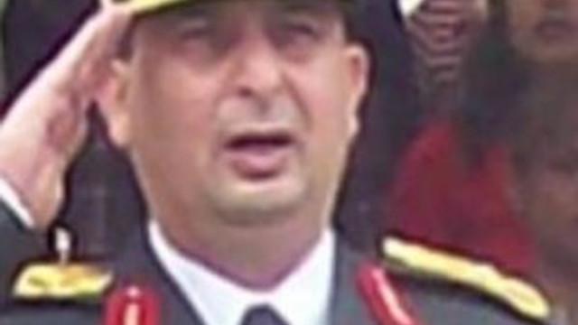 O general Silivri'de yakalandı