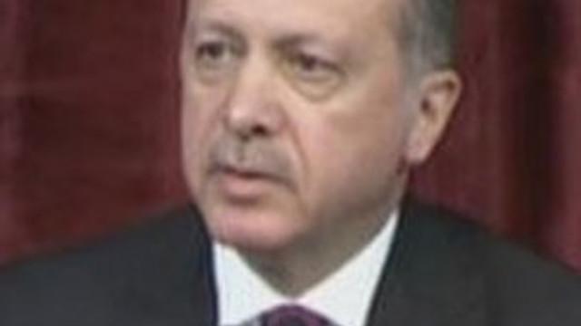 Cumhurbaşkanı Erdoğan ve Başbakan Yıldırım ağladı