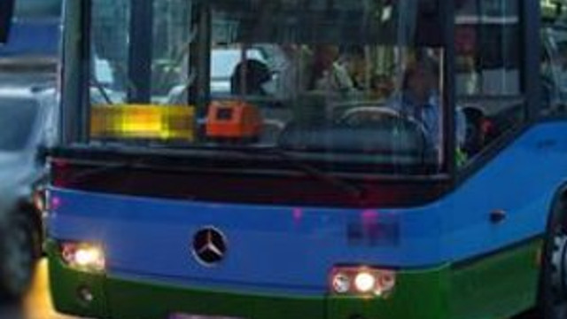 İstanbul'da Özel Halk Otobüsü isyanı