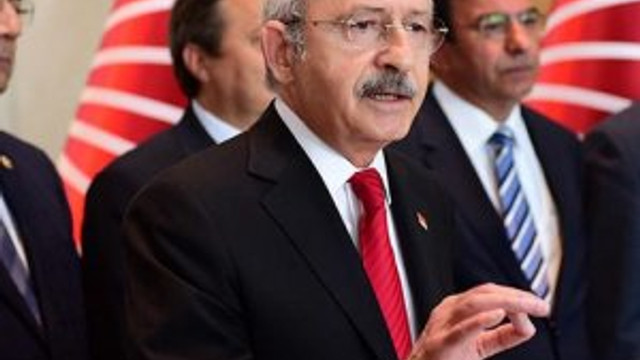 Kılıçdaroğlu: ''Kimse siyasal amaç peşinde koşmasın''