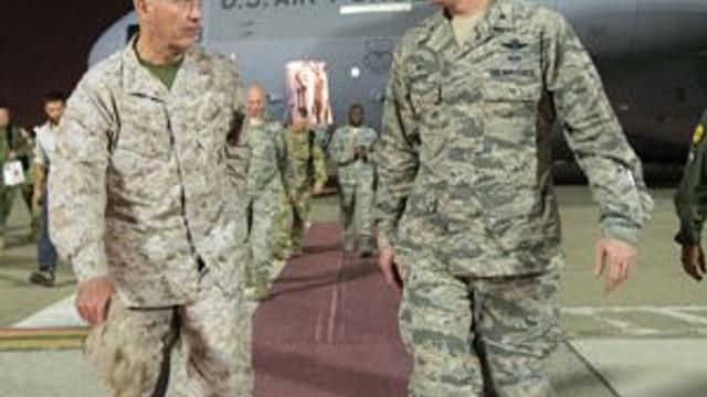 Gerginlik yaratan ABD'li komutan Türkiye'de